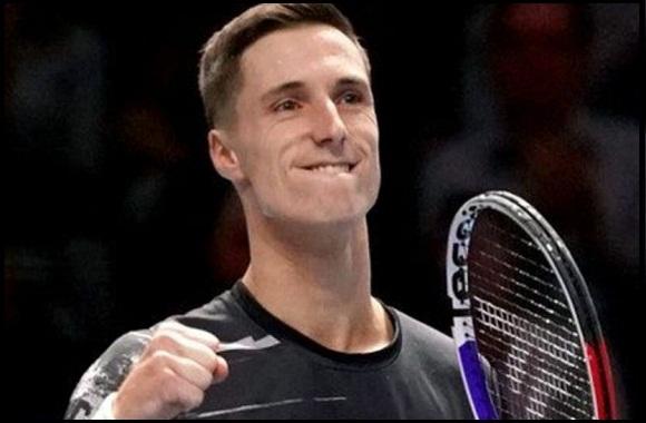 Joe Salisbury tennis player, wife, net worth, salary, height, family, and more
