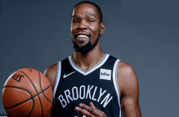 Kevin Durant basketball player, wife, contract, salary, height, family, and more