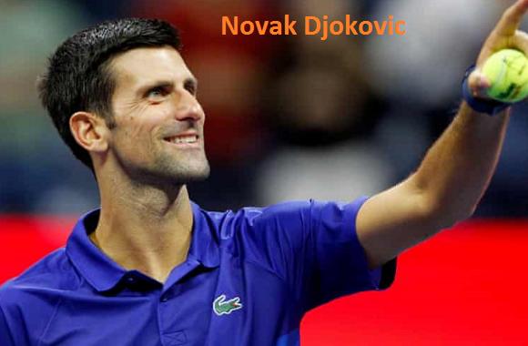 Novak Djokovic tennis player, wife, net worth, height, family and more
