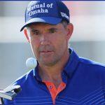 Padraig Harrington golfer