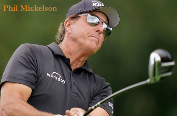 Phil Mickelson golfer, wife, net worth, age, salary, height, family, and more