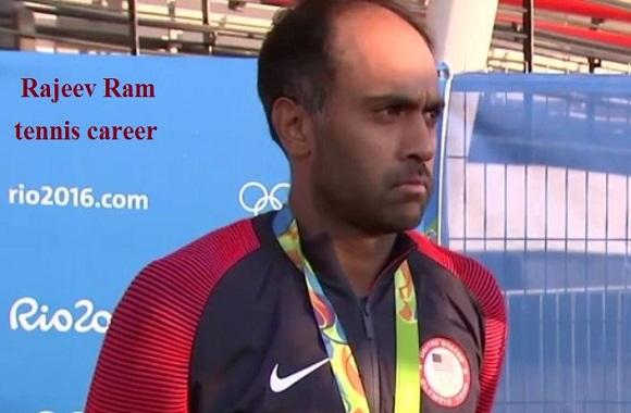 Rajeev Ram tennis player