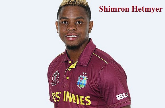 Shimron Hetmyer