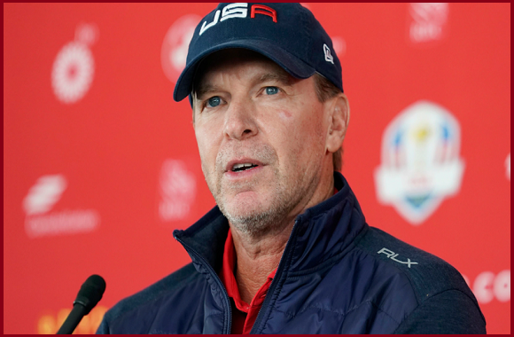 Steve Stricker golfer, wife, net worth, salary, swing, height, family, and more