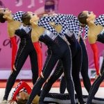 Aesthetic Group Gymnastics