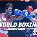Aiba World Championships 2021