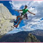 History of Abseiling