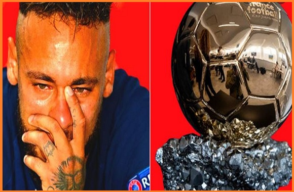 How Many Ballon d'or does Neymar Have