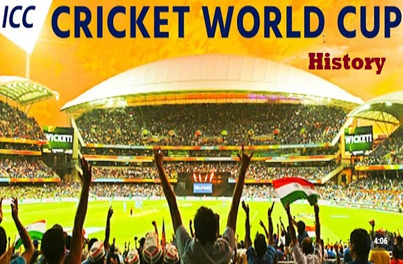 ICC Cricket World Cup history
