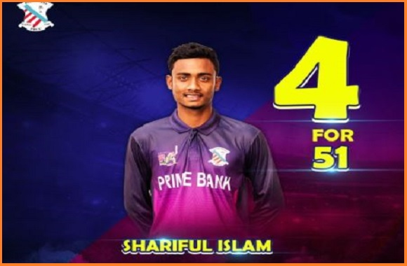 Shariful Islam Cricketer, Bowling, wife, family, age, height, and more